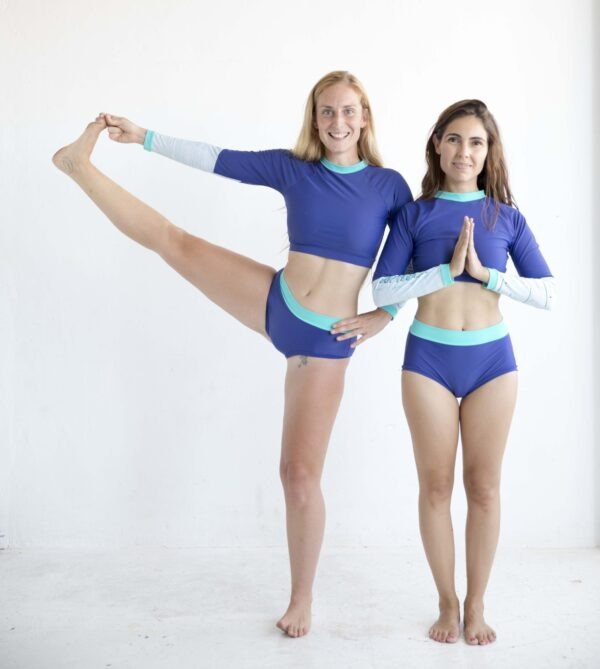 crop top SUP Yoga